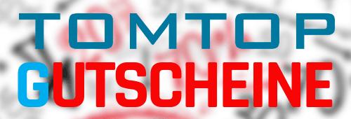 TOMTOP Gutschein Sammlung