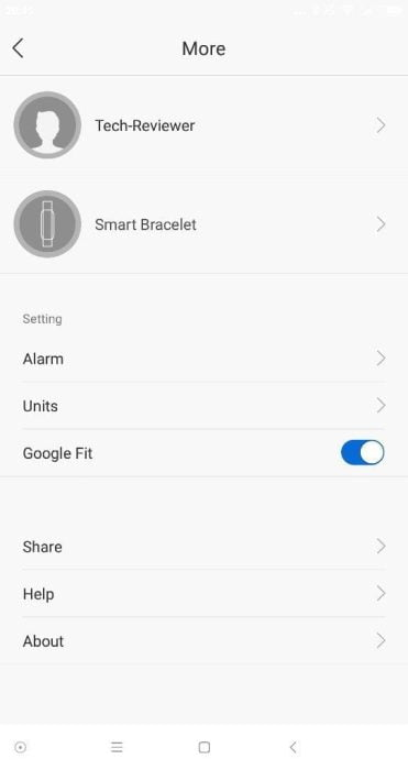 Lenovo App Übersicht