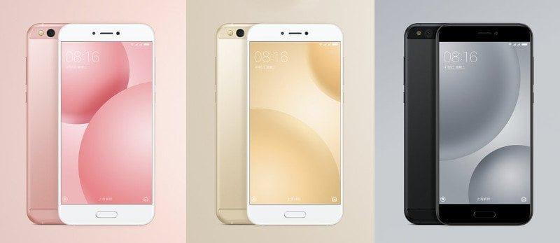 Xiaomi Mi5C smartphone