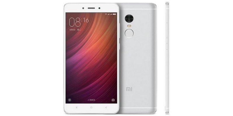 Xiaomi Redmi Note 4X Téléphone intelligent