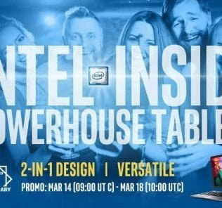 Gearbest Intel Sale