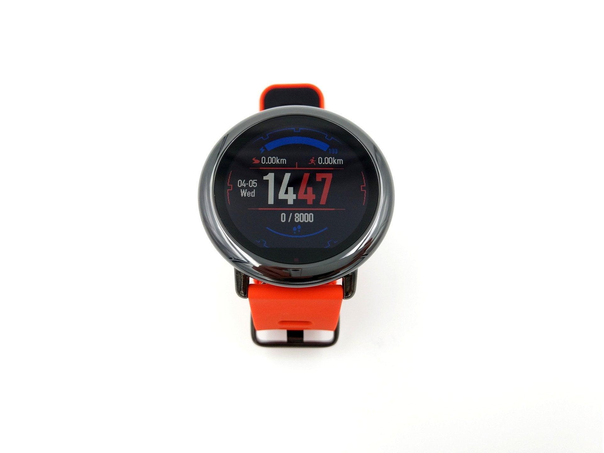 Xiaomi Huami Amazfit Test PACE Smartwatch