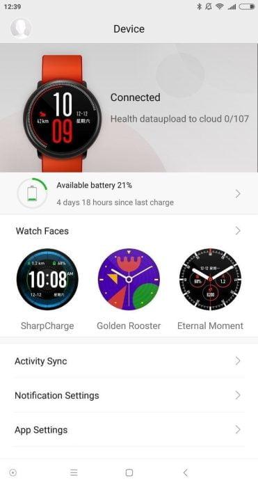 Amazfit Watch-app (1)