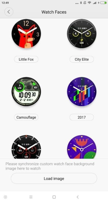 Amazfit Watchfaces (2)