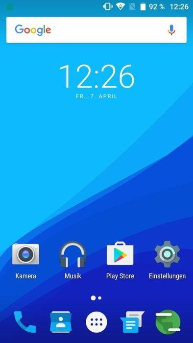 UMIDIGI Z Pro Android 6 (1)