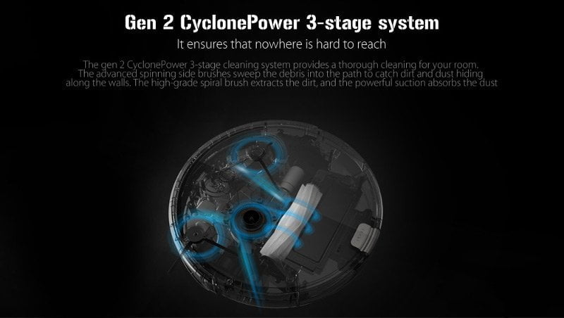 ILIFE A6 CyclonePower
