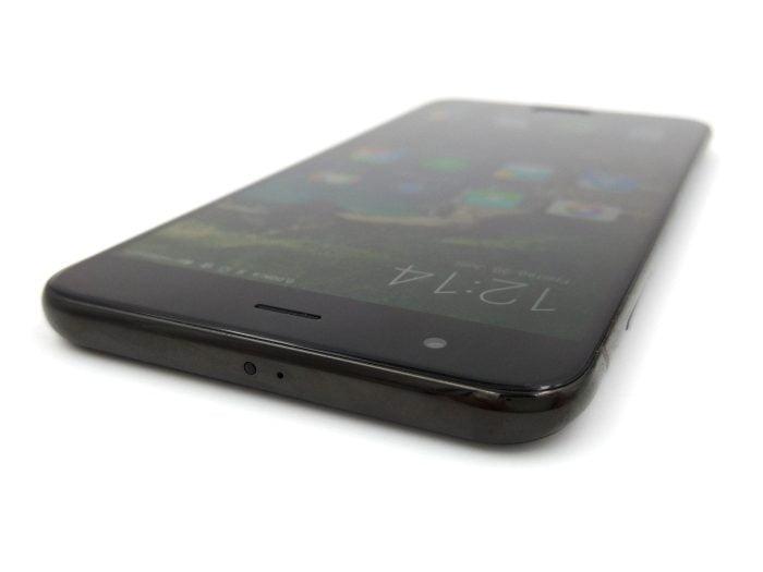 Xiaomi Mi6 Test Unterseite mit Infrarot