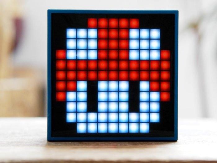 Timebox PixelArt Pilz