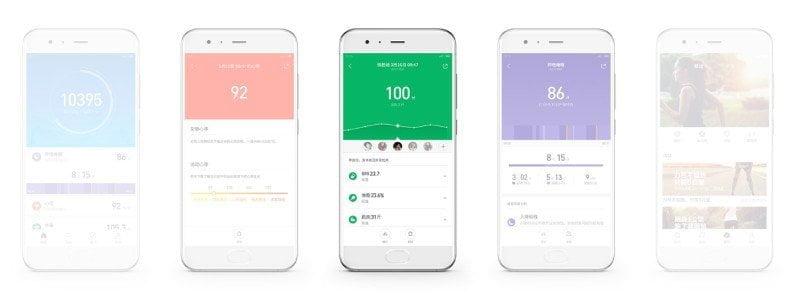 Amazfit Bip MiFit App