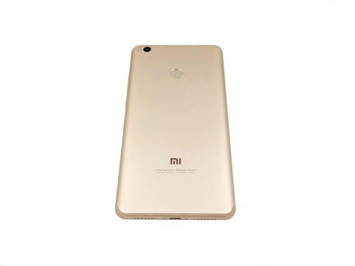 Xiaomi Mi Max 2 Rückseite