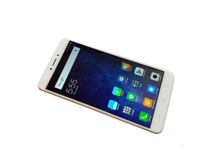Smartphone Vorderseite