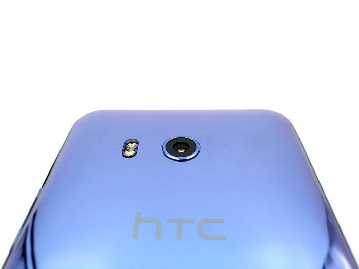 HTC U11 Hauptkamera