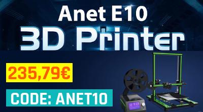 GearBest 3D-Drucker Promo
