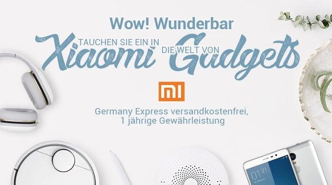 GearBest Deutschland Xiaomi Angebote