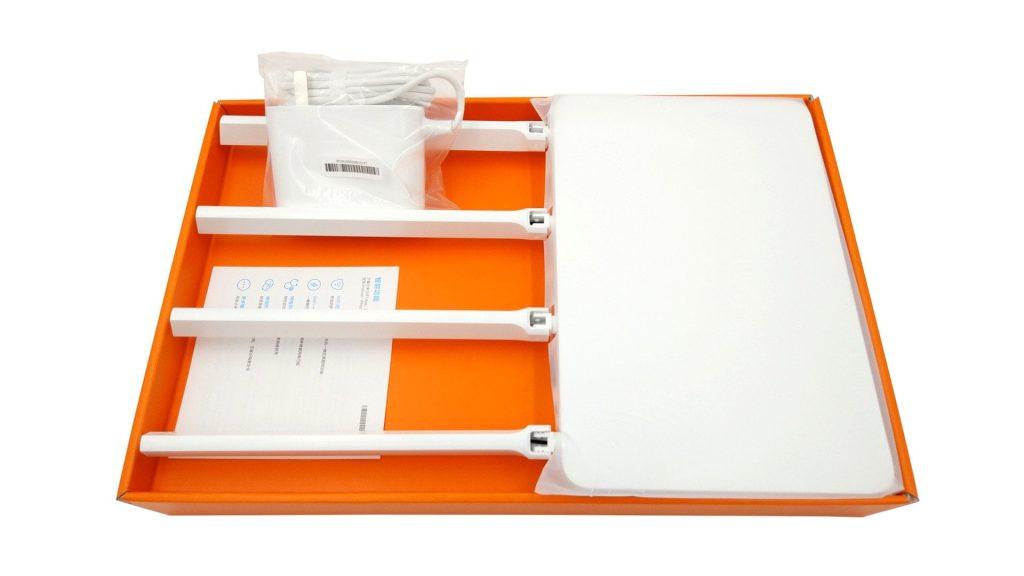 Xiaomi Router 3G Lieferumfang