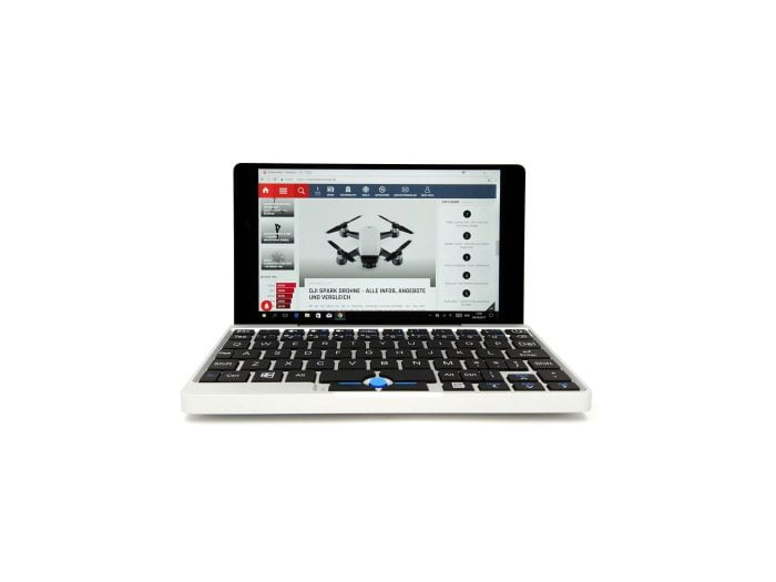 Display des GPD Pocket (2)