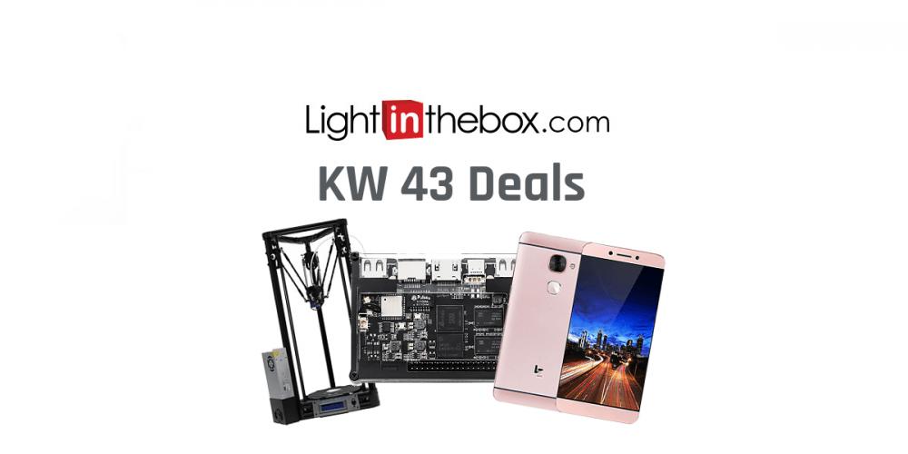 LightInTheBox Deals KW43