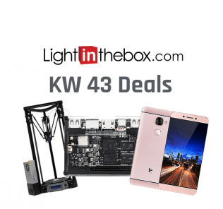 LightInTheBox Deals KW43
