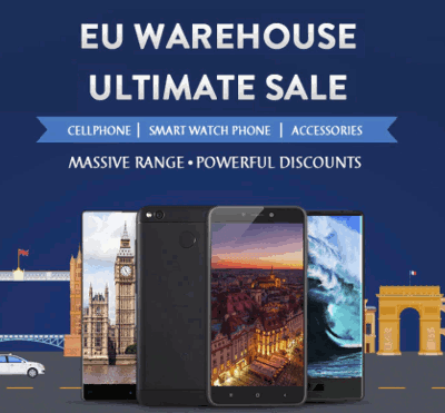 GearBest EU Warehouse Sale