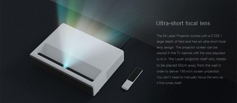 Xiaomi Mi Laser Beamer Review