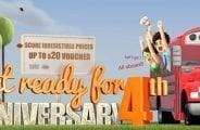 GearBest Jahrestag Jubiläums Sale