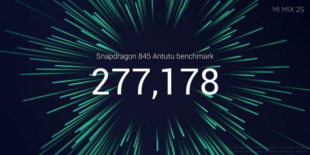 Xiaomi Mi Mix 2S AnTuTu Benchmark