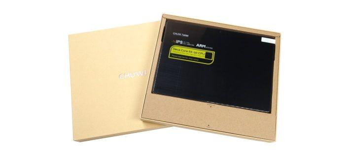 Chuwi Hi9 Air - Verpackung