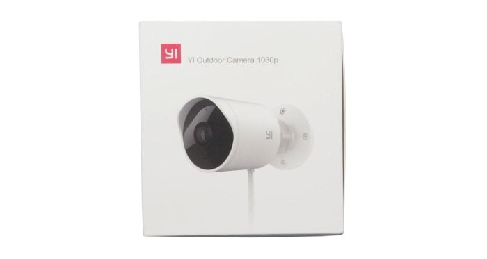Here you can buy the YI outdoor camera.