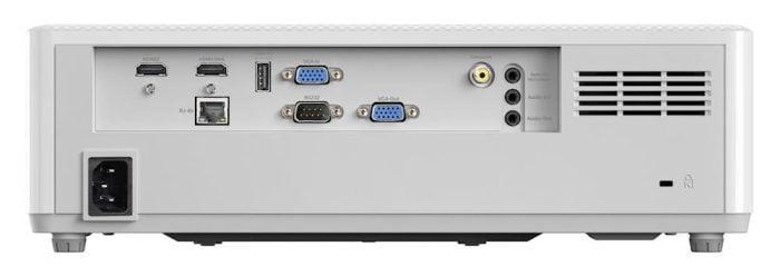 Optoma ZU506 connectors