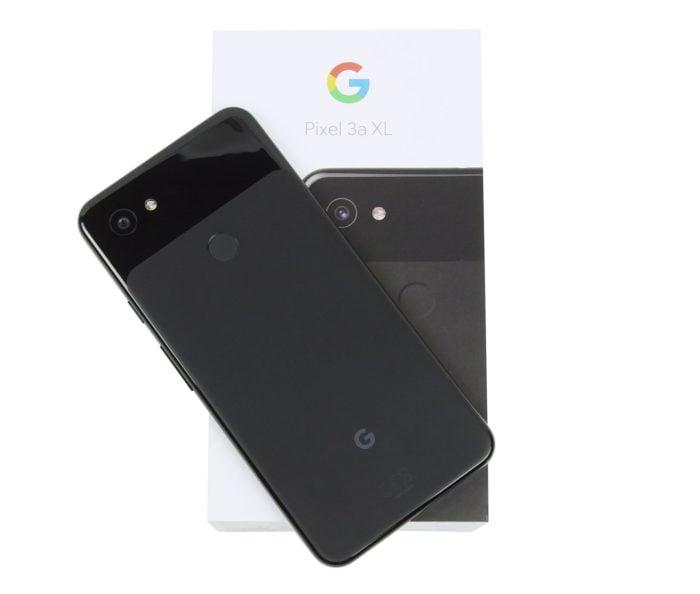 Hier kunt u de Google Pixel 3a kopen.