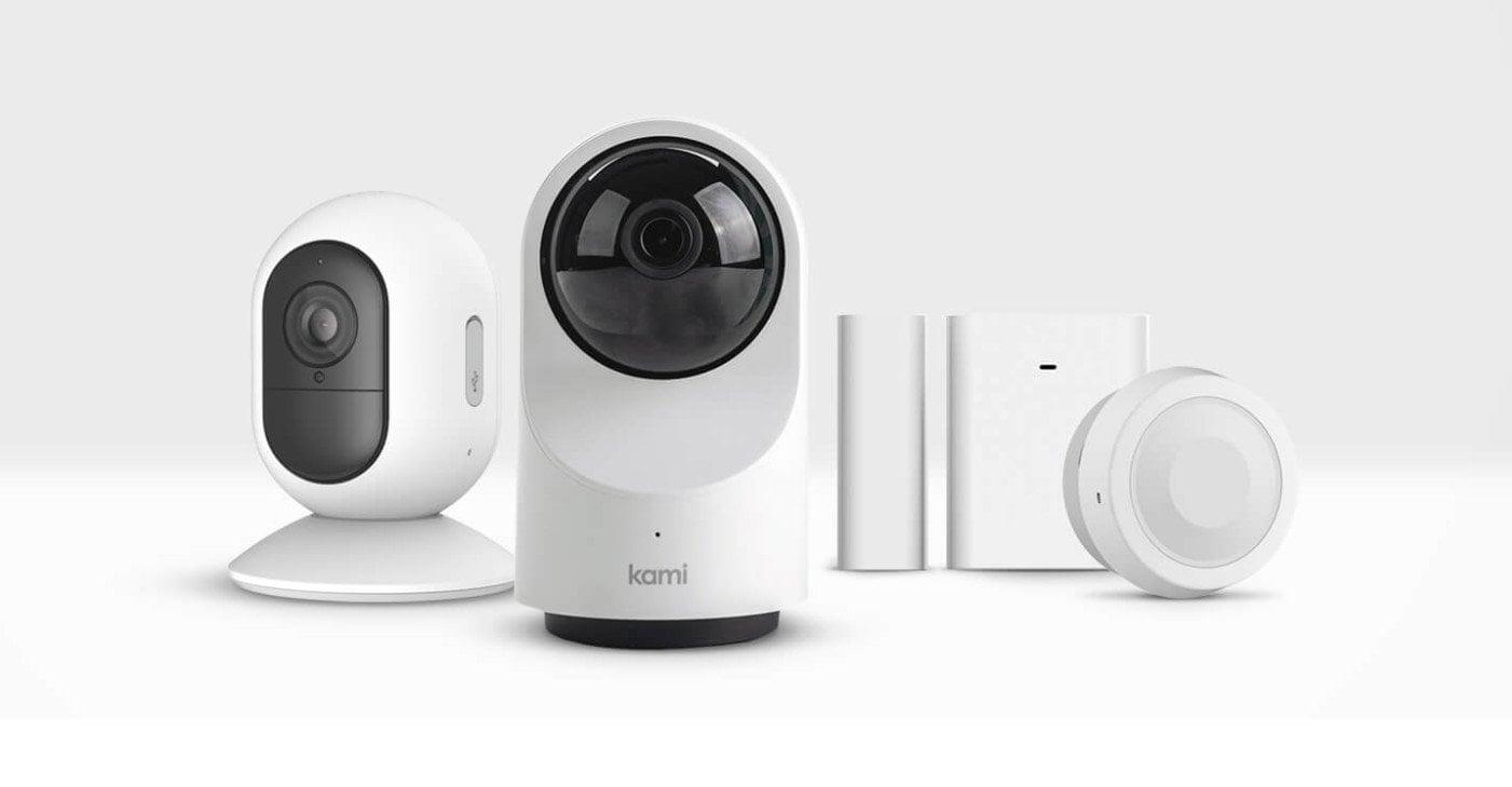 Kami Überwachung von YI Technology