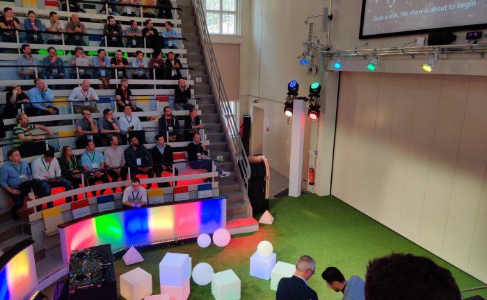 #madebygoogle-evenement in Berlijn