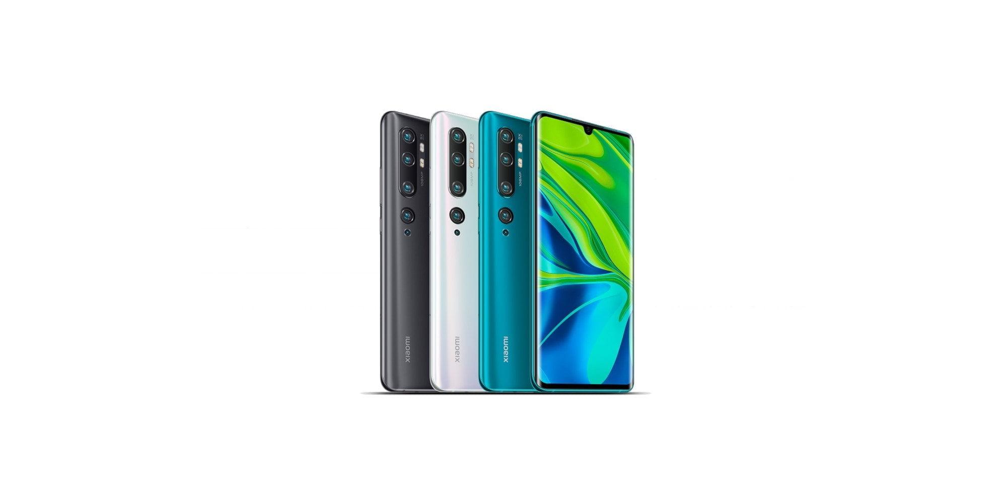 Xiaomi Mi Note série 10