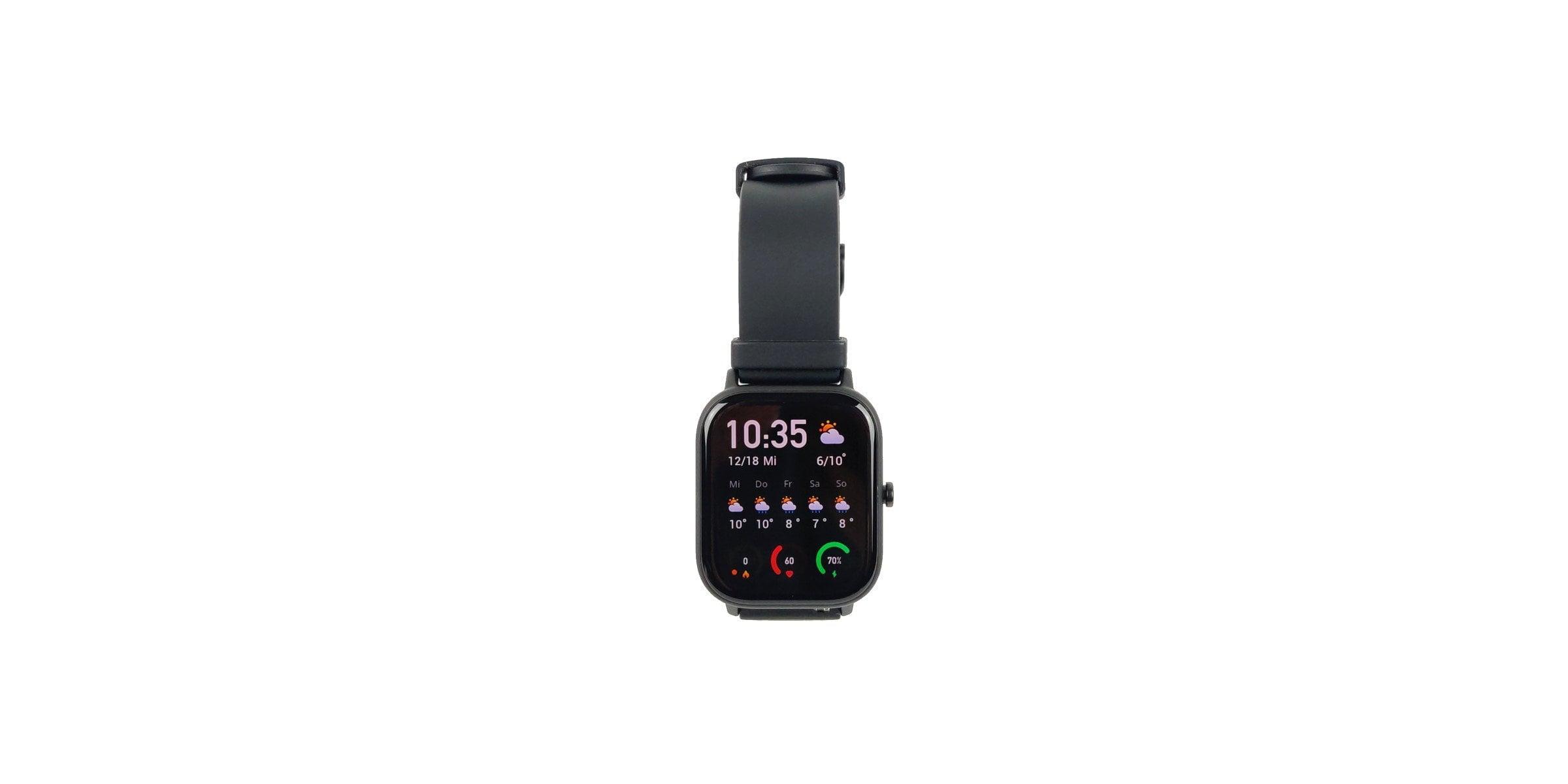 Amazfit GTS Smartwatch Review