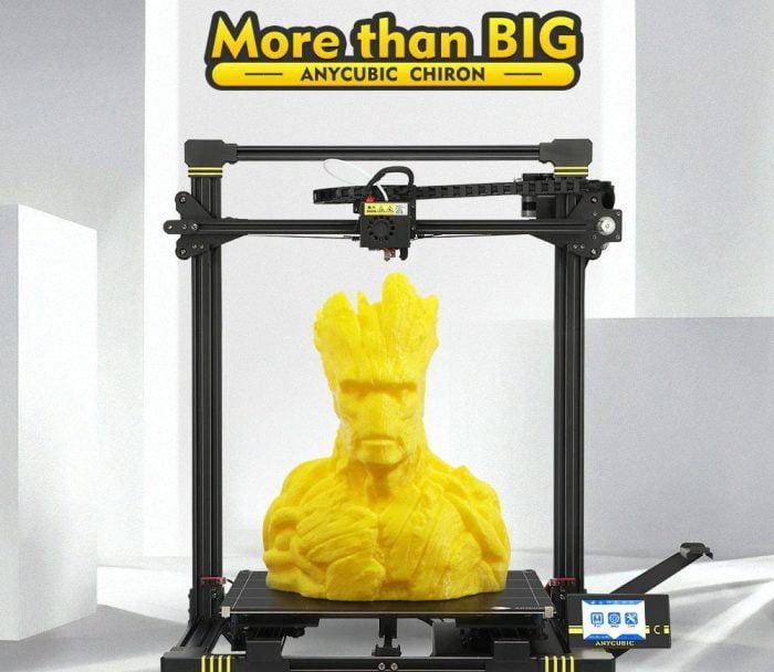 ANYCUBIC Chiron 3D-Drucker mit riesigem Druckbett im Angebot
