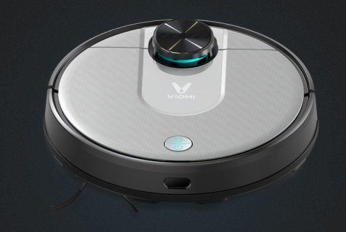 Vakuum robota VIOMI V2 Pro s laserovou navigací LDS
