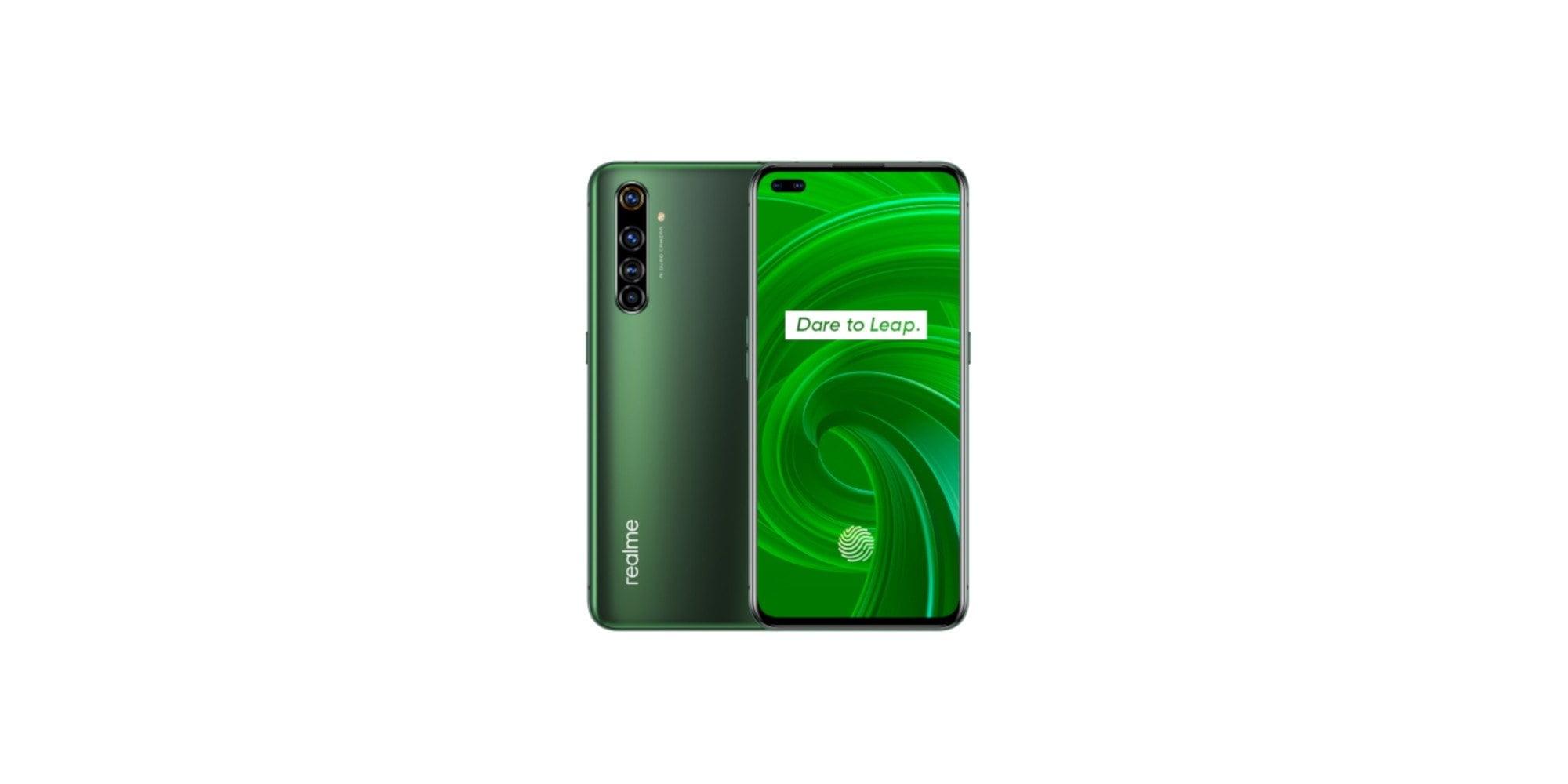 A Realme apresenta o novo smartphone Realme X50 Pro 5G.