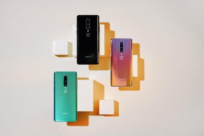 OnePlus 8 cores