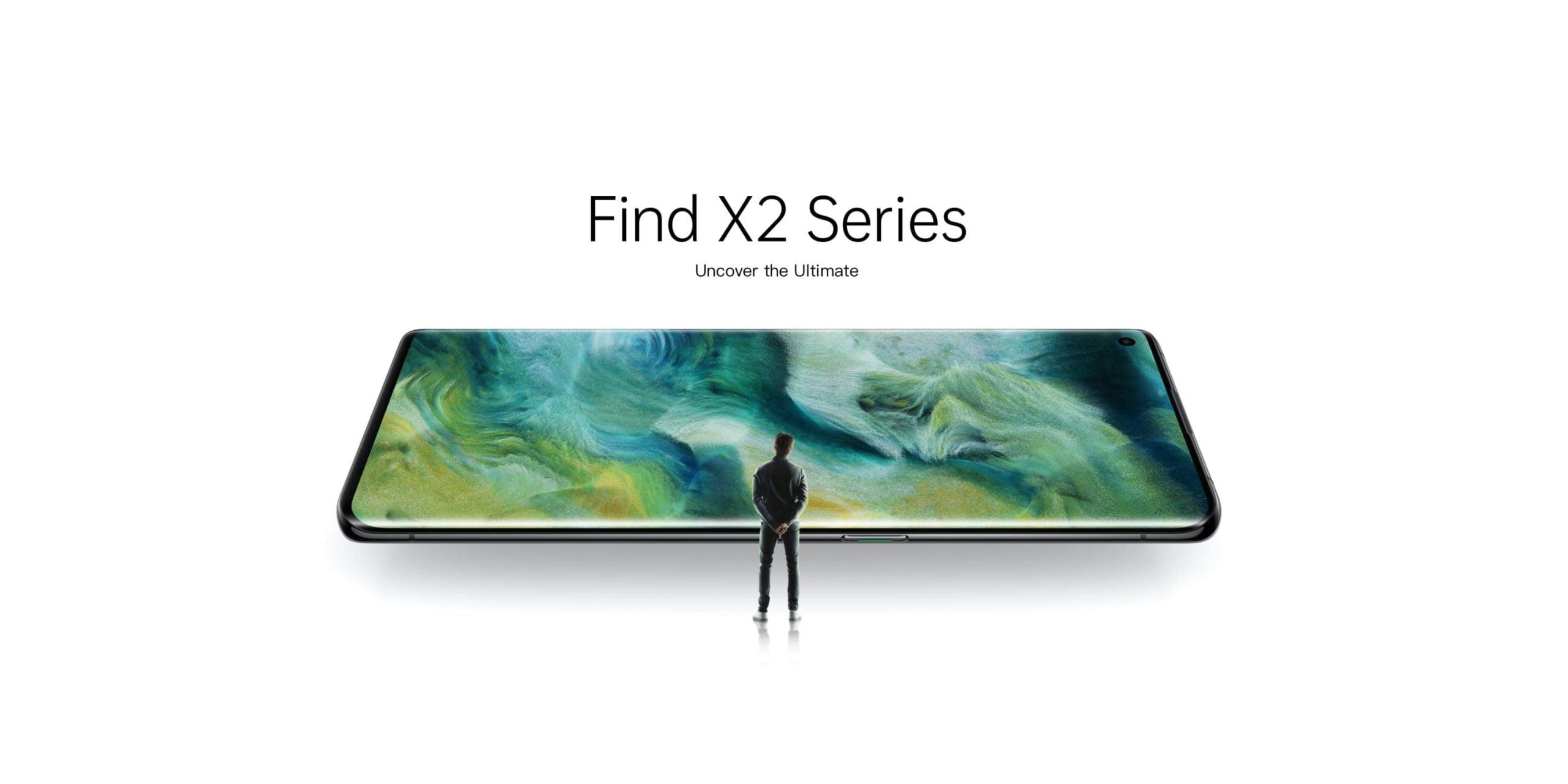 OPPO Find X2 Pro smartphone test