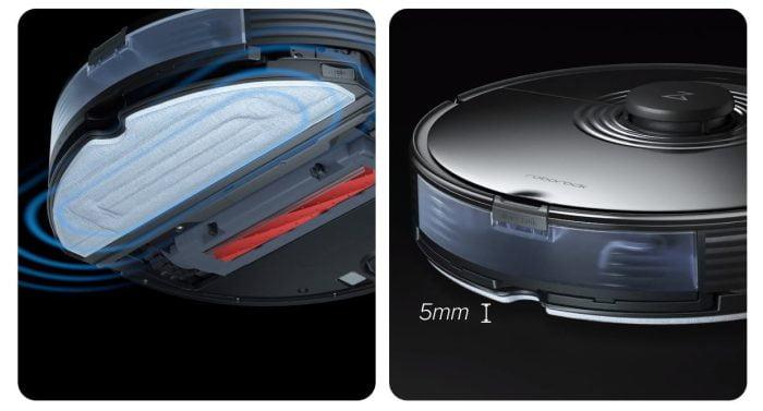 Roborock S7 Sonic Mopping und VibraRise