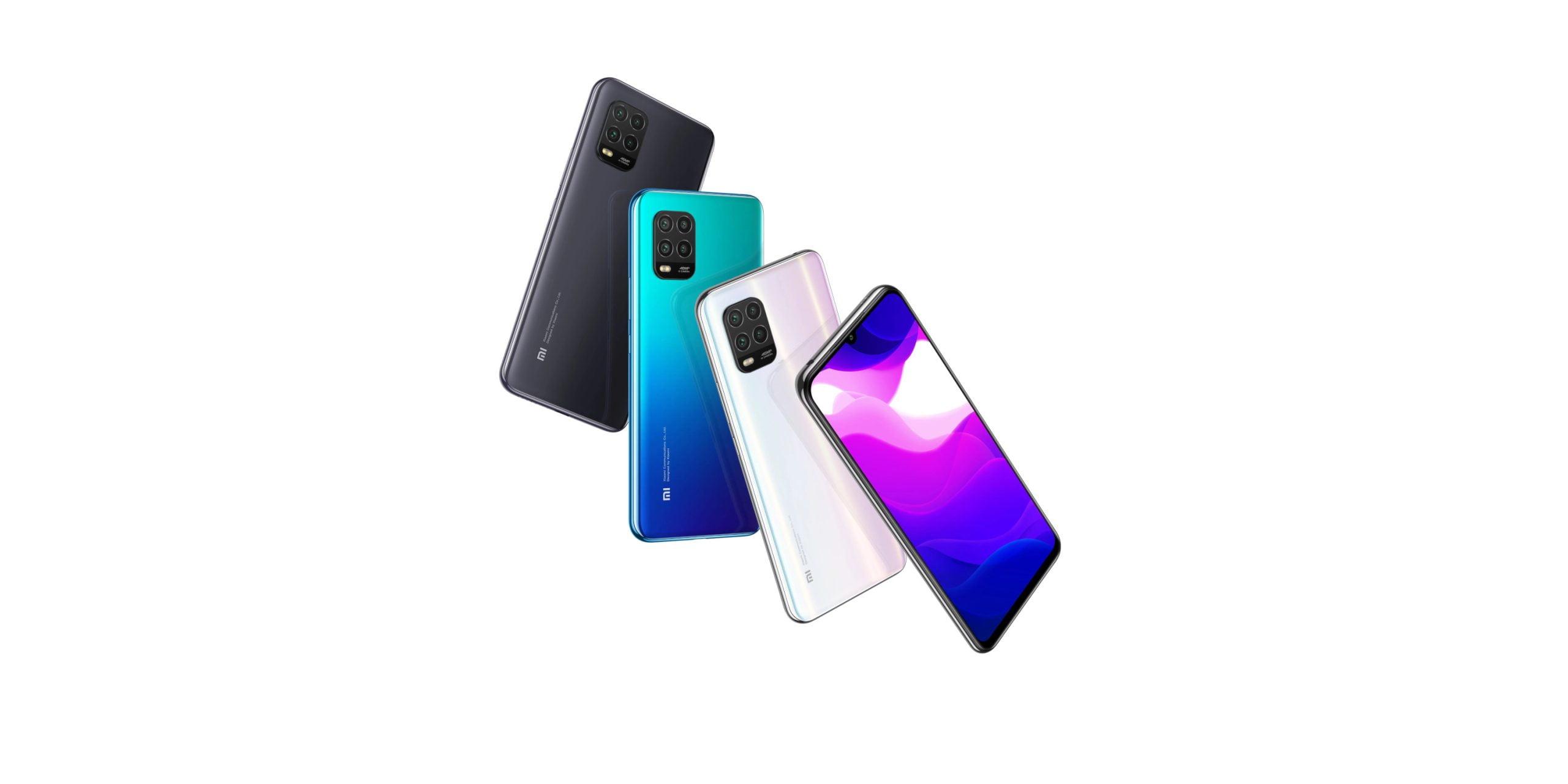 Smartphone Xiaomi Mi 10 Lite