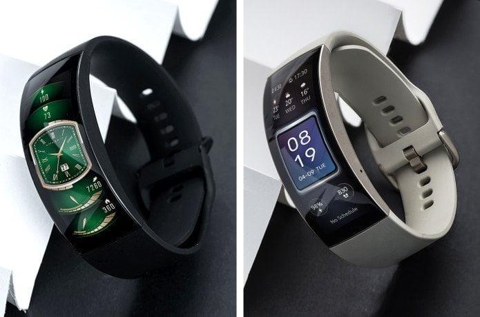 Zo ziet de Amazfit X smartwatch eruit.