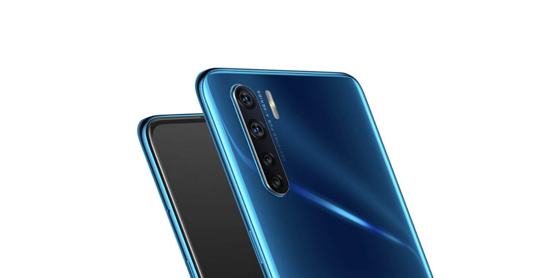 Smartphone OPPO A91