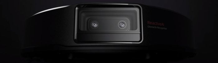 Zo ziet de camera van de S6 MaxV eruit. De twee sensoren zijn gemakkelijk te herkennen.