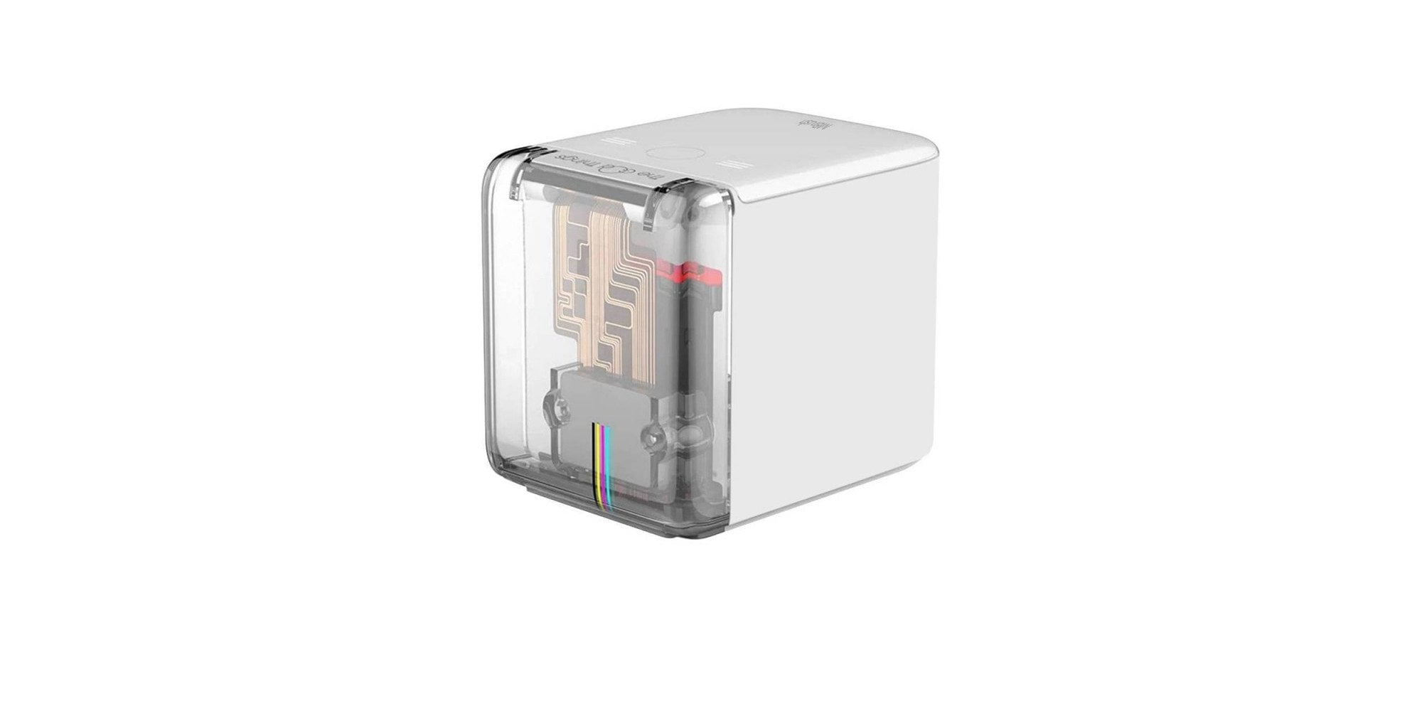 MBrush / PrinCube The World's Smallest Mobile Color Printer