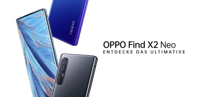 All information about the OPPO Find X2 Neo smartphone.