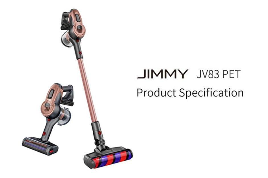 JIMMY JV83 Pet Edition