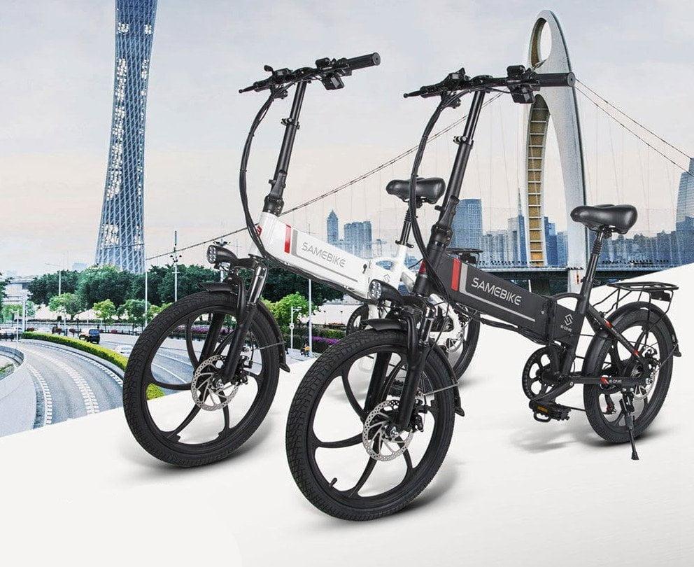Samebike 20LVXD30 Faltbares E-Bike.