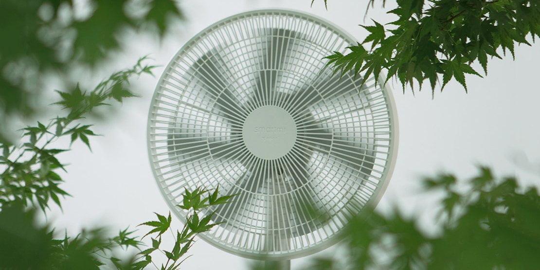 XIaomi Smartmi staande ventilator 3 batterij staande ventilator