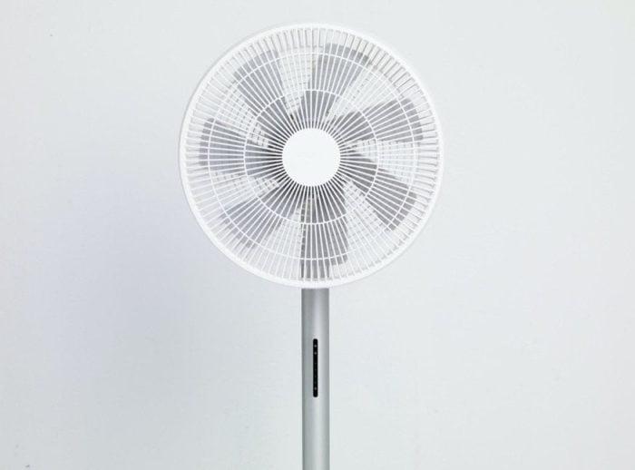 De Smartmi Standing Fan 3 is niet in hoogte verstelbaar.